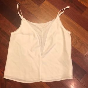 Tops - Lace v neck cami